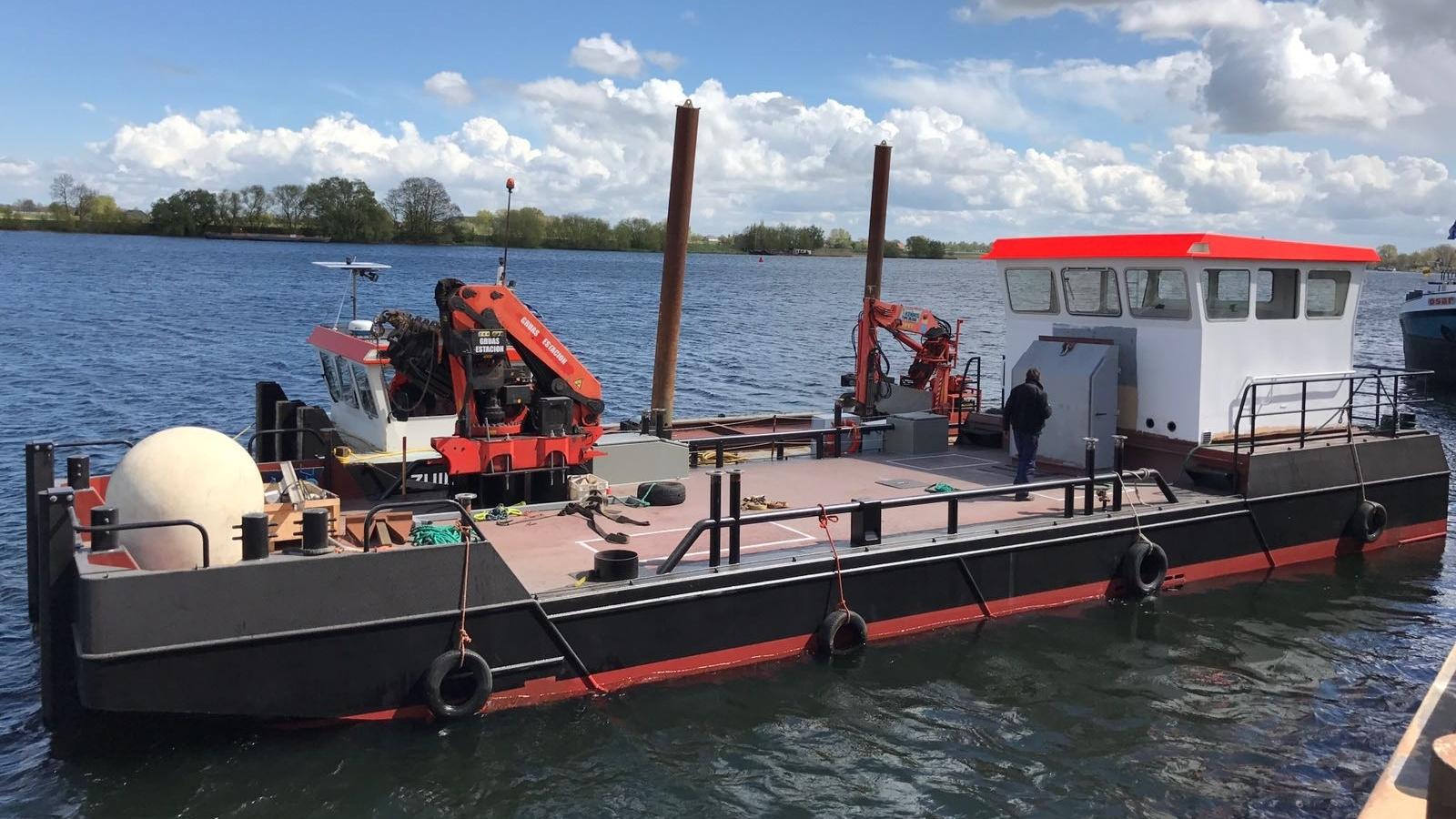 Werkschip 'Multiship 2000'
